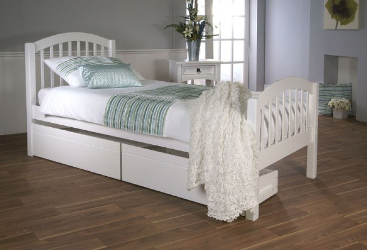 White Wood Bed Frames exellent white wood bed frames wooden to decorating ideas