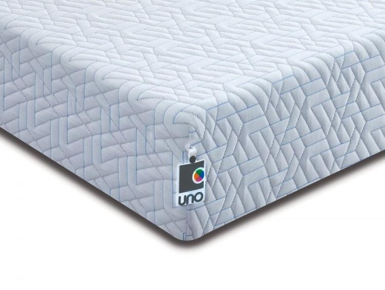 Breasley UNO Vitality 6ft Super King Size Memory Foam Mattress