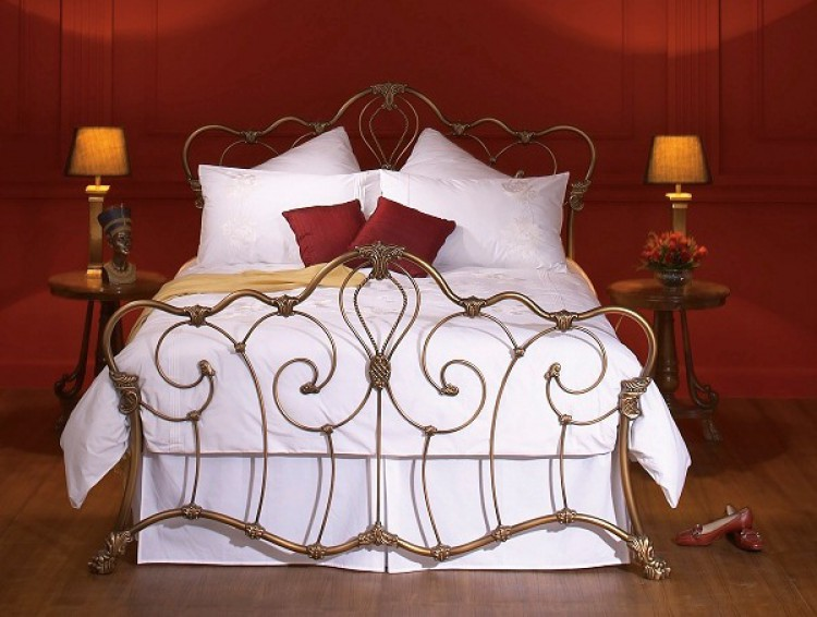 metal king size headboards  desireofnations, Headboard designs
