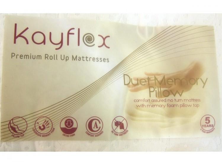 Kayflex Memory Foam Pillow by Kayflex