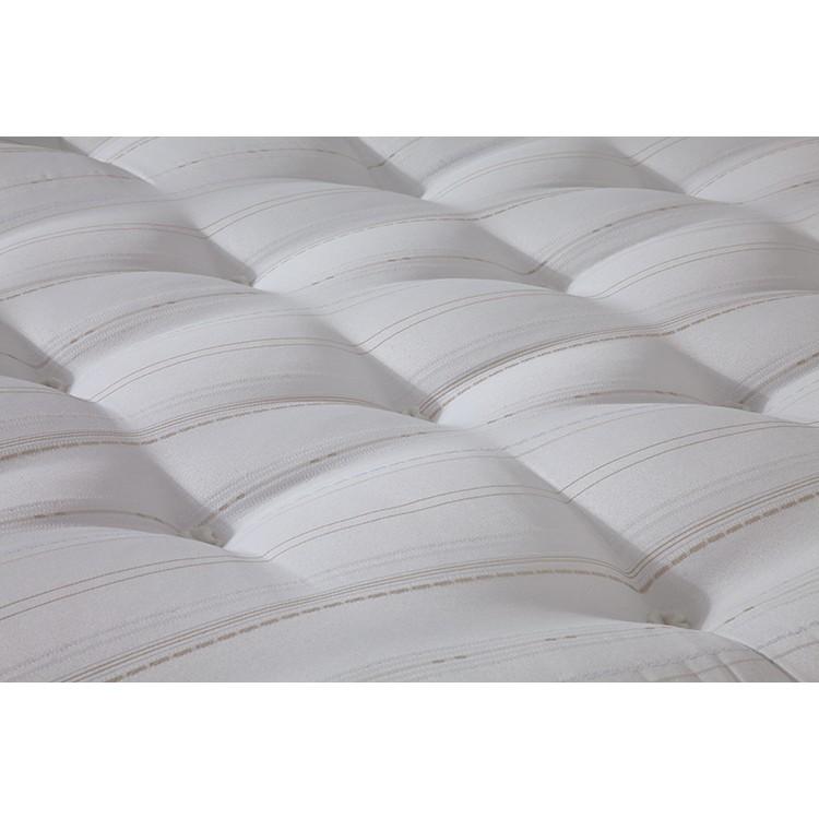 Silentnight comfort pocket 1000 memory mattress bed for Single divan bed with pocket sprung mattress