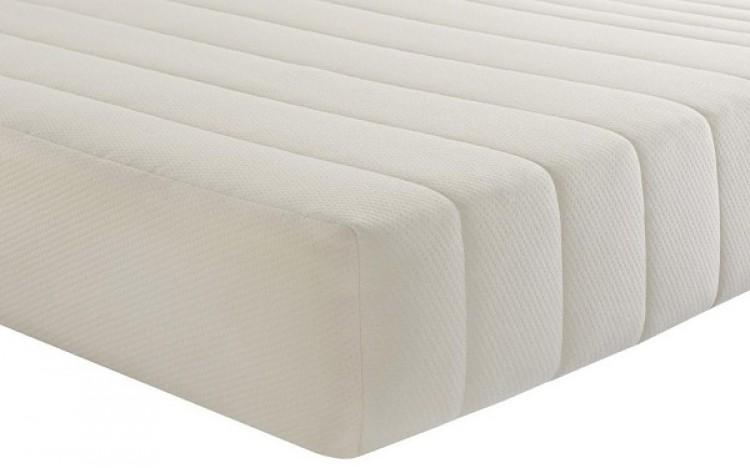 Silentnight Comfortable Foam 3ft Single Foam Mattress By