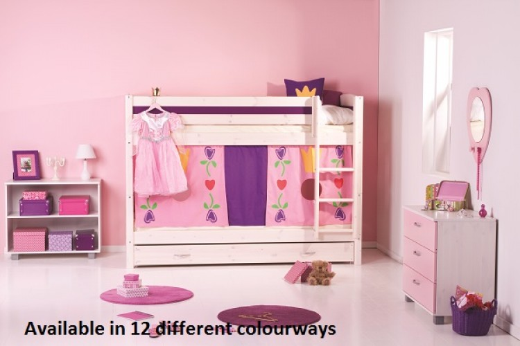 Thuka Trendy 21 Childrens Bunk Beds Available In 12 Colour Ways