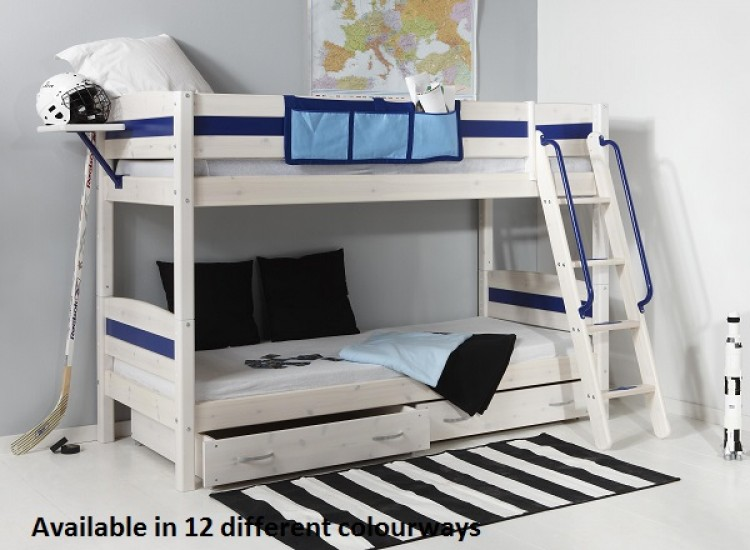 Thuka Trendy 24 Childrens Bunk Beds Available In 12 Colour