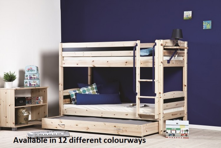 Thuka Trendy 26 Childrens Bunk Beds Available In 12 Colour Ways