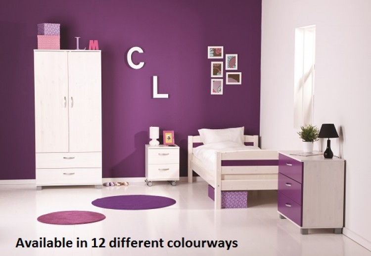 Thuka Trendy 6 Childrens Bed Frame Available In 12 Colour Ways