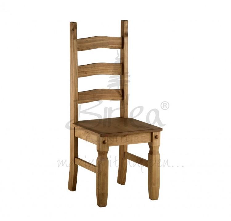 Birlea Corona 5ft Pine Dining Table Set With 4 Chairs By Birlea