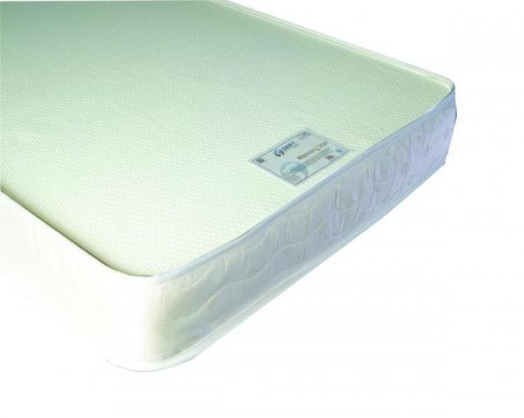 swift memory 100 2ft6 small single high density foam mattress