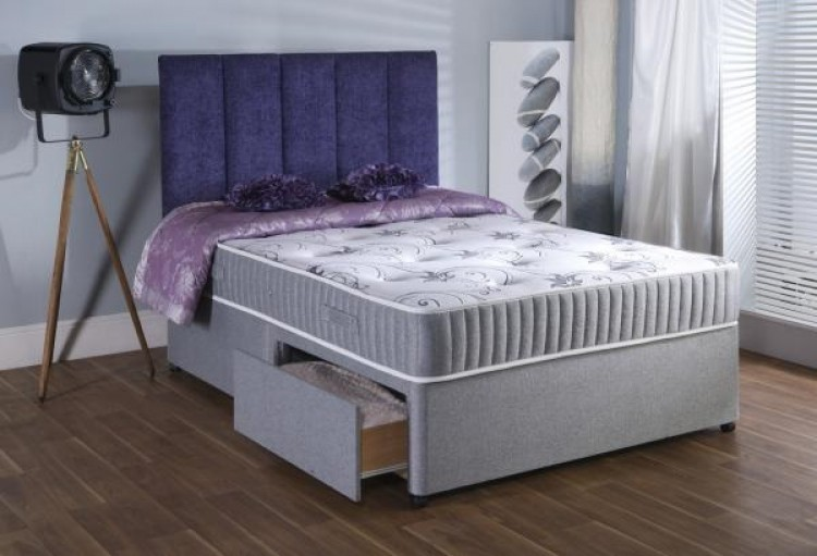 Vogue Regatta 4ft Small Double Bed By Vogue Beds