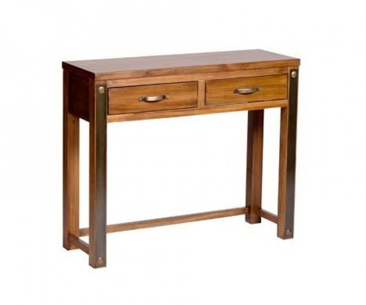Core forge console or dressing table by core products for Dining table dressing