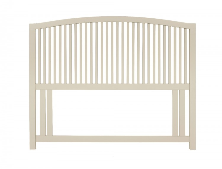 bentley designs ashby cotton 4ft6 double headboard by