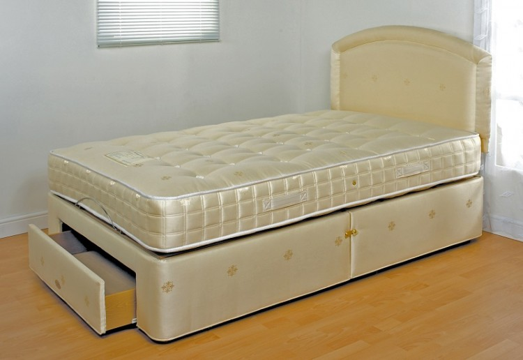 Double Adjustable Beds Electric : Furmanac mibed danielle ft small double electric